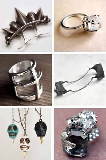 bona drag, jewelry