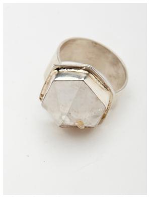 stanton james, veridiaum, prism crystal ring